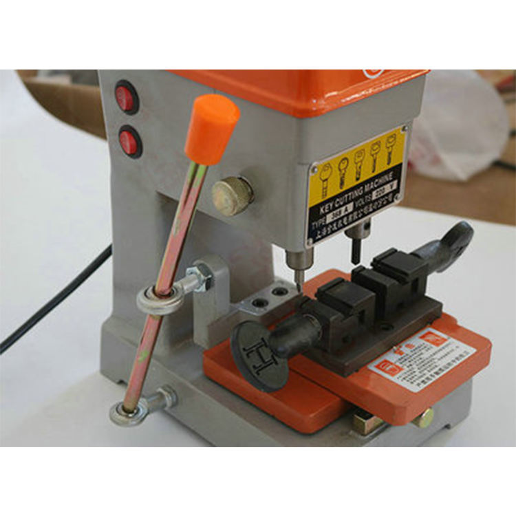 Vertical key machine precision punching manual key machine multi function key copying machine