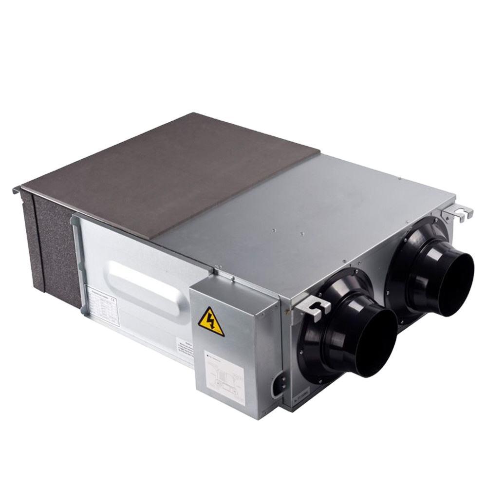 XHBQ-D2.5DCTPA eko akıllı düşük güç tüketimi taze hava enerji geri kazanım vantilatörü