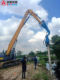 V500 Piling Machine Sheet Pile Driving Vibro Hammer Driver for Sale
