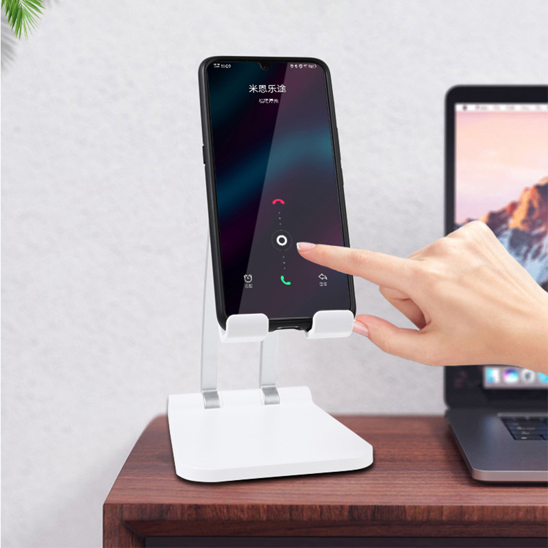 Foldable Mobile Phone Desktop Stand