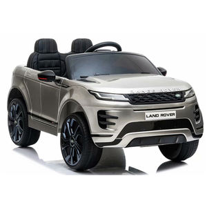 2020 new licensed Land Rove ride on Car Black With 2.4G RC kids ride on electric cars toy for wholesale car for child to drive