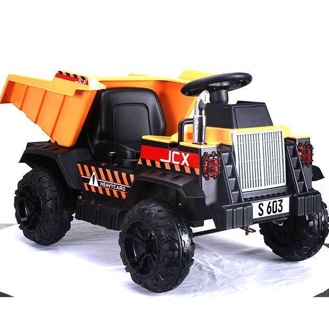 Camiones para niños pedal bebé paseo en coche eléctrico tractor juguetes de coche para los niños para coche