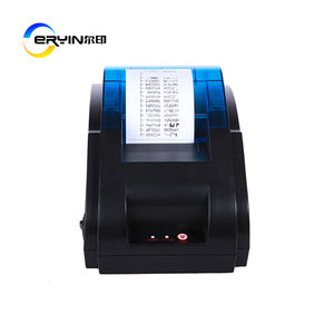 58 Mm A4 Mini 12V Dc Thermal Printer
