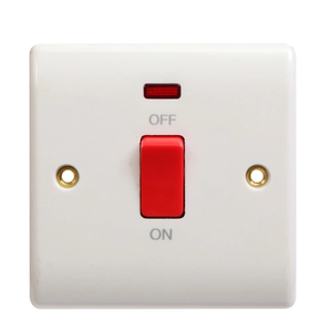 45A D. P. Universal Safety Switch On/Off Dapur Listrik Switch Soket