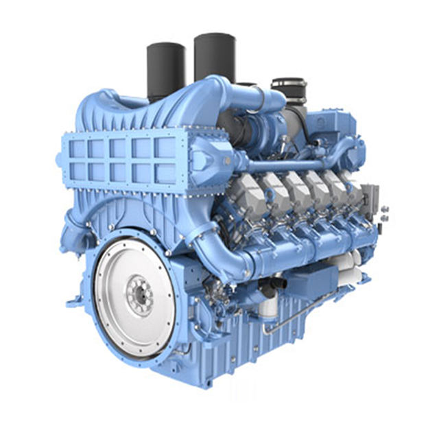 BIG POWER 1500hp Weichai marine diesel engine 12M33C1500-18E221