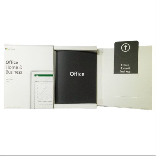 Original software products for windows and mac office 2019 home and business