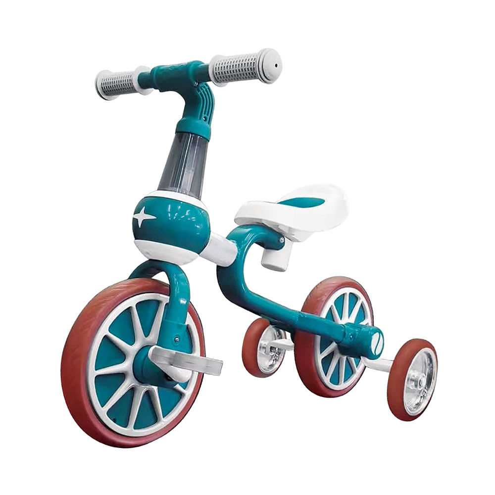 Cheap factory product 2 IN 1 kids aluminium balance bike bicycle