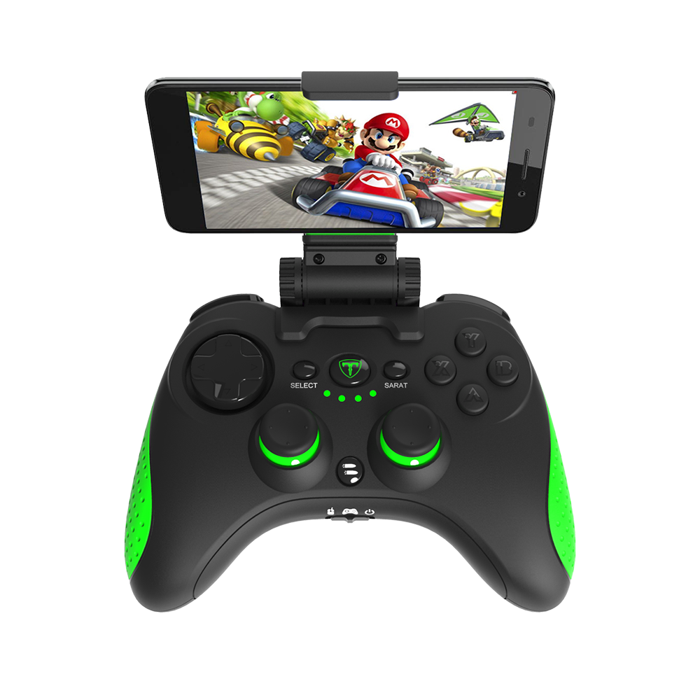 Wireless Gamepad Mobile Game Controller for Android Smartphone Android Tablet Pc Android Tv Set