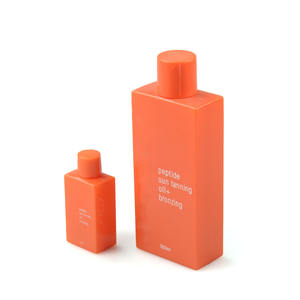 SOMEWANG cosmetic packaging 50/120ML HDPE Bottle Skin care Bottles