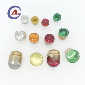 Reflective material glass beads for road marking  cat eye beads 8mm