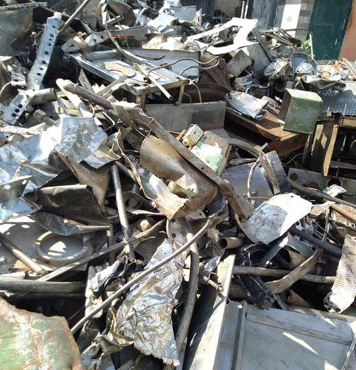 Stainless Steel Scrap for sale 100% Wholesale