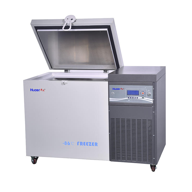biology ultra low small medical deep ult laboratory lab freezer -86