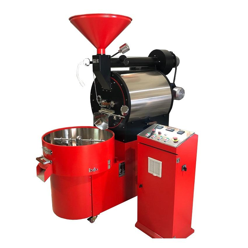 COFFEE ROASTING MACHINE 15KG