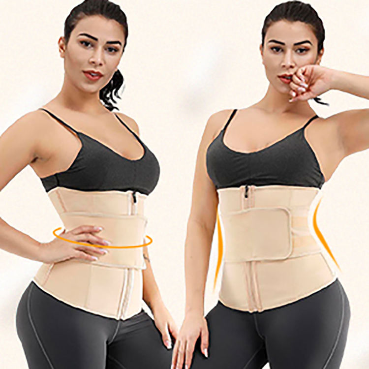 New Design Women Slim Belt Waist Shaper Women Tummy Belt Waist Trainer Trimmer Corset