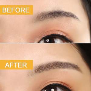 3D Feathery Brows Eyebrow waterproof eyebrow cream Long Lasting Eyebrow Styling Cream