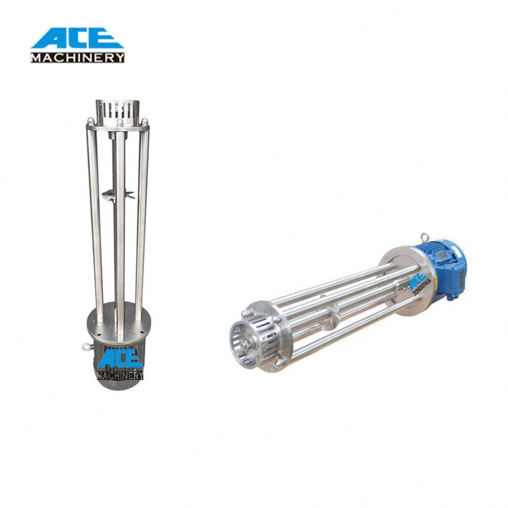 Wenzhou Ace Stainless Steel Homogeneous Mixer, Homogeneous Shear Machine 3 Stage Inline Homogenizer Shear
