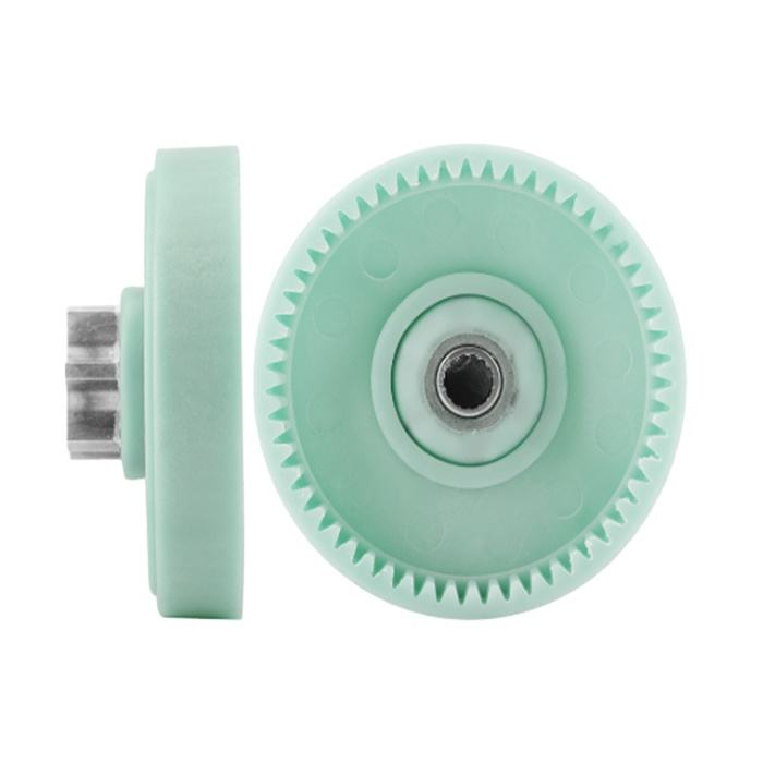 Factory supply custom high precision Plastic Chainsaw Drive Sprocket Inner Gear For electrical Chain