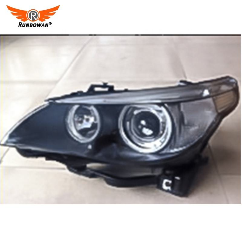 Auto Lighting Assembly Car Accessories Fit For BMW 5 Series E60 Headlight Original Quality Factory OEM 6312 7160 193