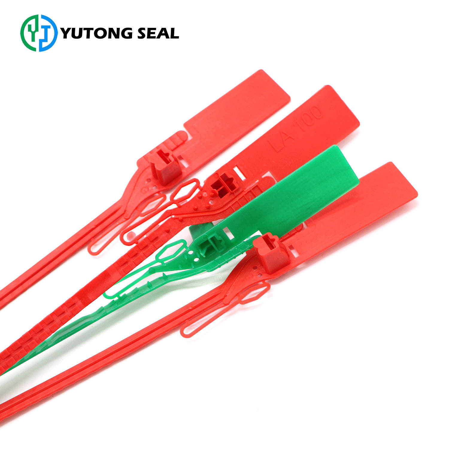 Tear off Cargo Shipping Plastic Security Seals for Trucks Packing
