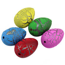 2020 Interesting Educational Growing Hatching Dinosaur Eggs Toys For Kids