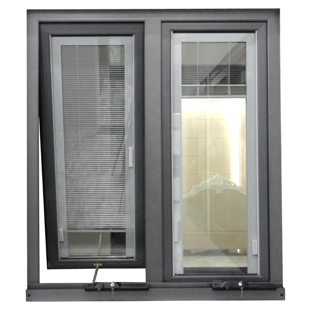 Beautiful Bathroom Window Design Aluminium Single Hung Window