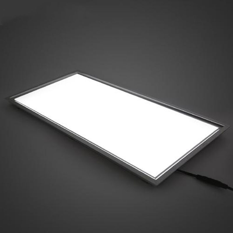 Venta caliente, Panel de luz LED 295x595 ultra delgado panel de luz led