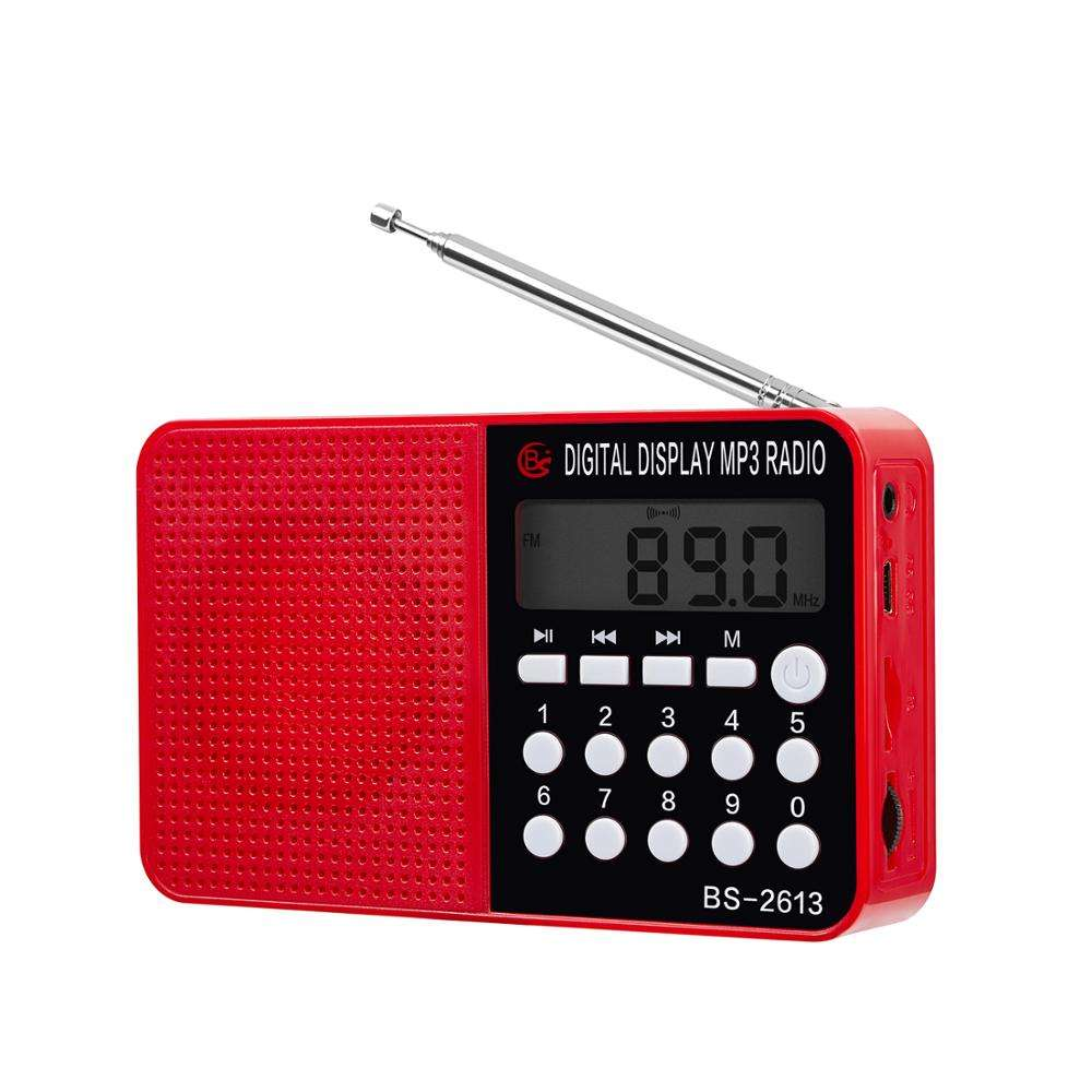 Long Lasting Mini Tuner Superior Reception AM FM Compact Car Radios Player AA Battery Handy Radio with Headphone Jack