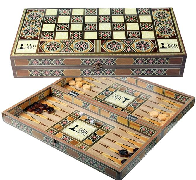 Wooden backgammon for sale