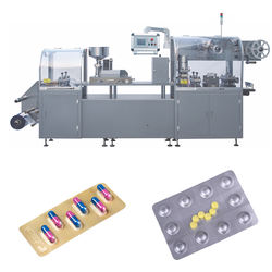 High Speed DPP260 Alu Pvc Alu Alu Blister Packing Machine for Capsule Tablet Softgel