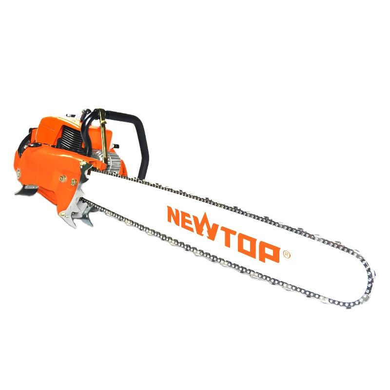 "Professional Series 070 105CC Petrol Chainsaw Kit With 0.404"" Saw Chains"