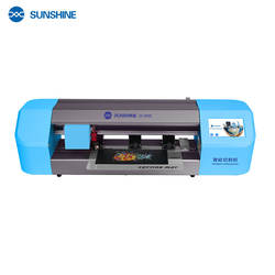 Sunshine SS-890C High Quality Accessories Intelligent Precision Cut Machine For Mobile Phone LCD Screen Protect Film Cutting