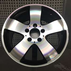 China mag alloy wheel polishing wheel and rim repair machine for sale AWR28HPC