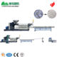 China manufacturer PC PA ABS waste plastic recycling granulator machine