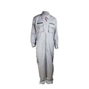 Supply Customized Cotton Work Suit Antistatic Clothes For Industrial Cleanroom