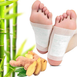 Nieuwe gezondheidszorg product Detox Voet Patch/Ginseng Detox Patch (Chinese geneeskunde herb ginseng) CE ISO FDA