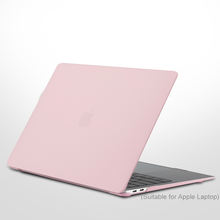 Ultra slim factory supply smooth soft touch PC Matte Protective Hard Laptop Case for MacBook Air cover