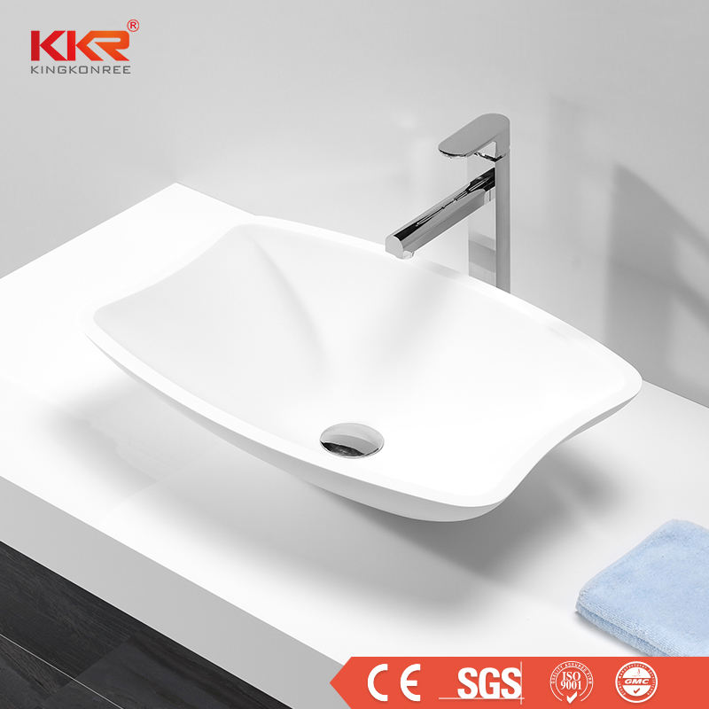 KKR Customize 3d Model Design Vanity Wash Basin