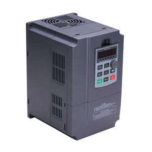 Used in Tank/ cistern filling 0.75~4kw 220V solar pump inverter ac motor controller Ground water lowering