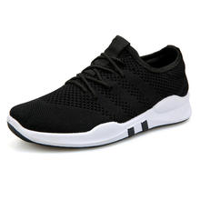 Hot-sale Male Shoes Men Sneakers  Adult High Quality Comfortable Non-slip Soft Mesh Men Shoes