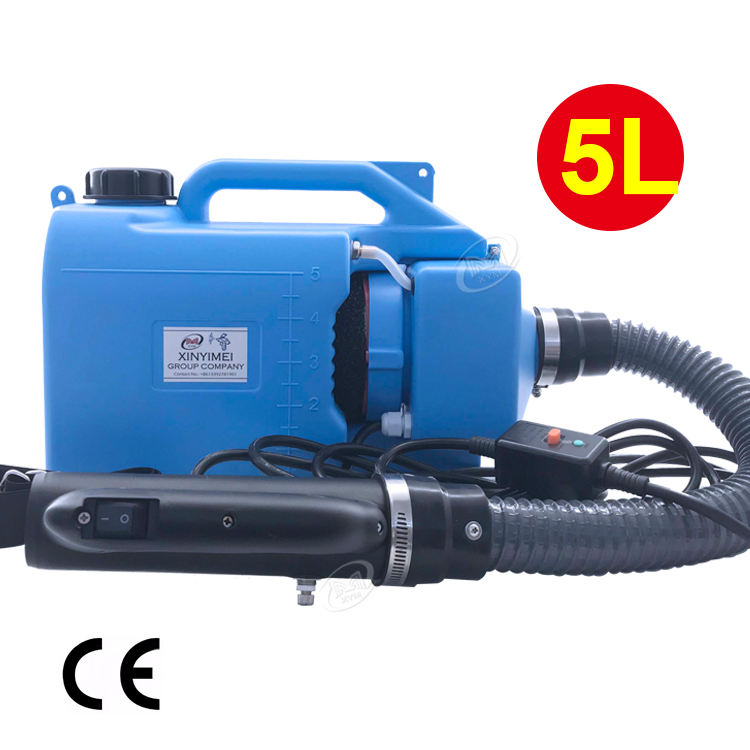 Hot sale electric spray machine mist cold ulv fogger for disinfection