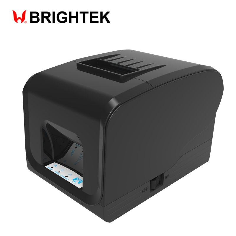 WH-P12 80mm Desktop USB Bluetooth Pos Receipt Thermal Printer