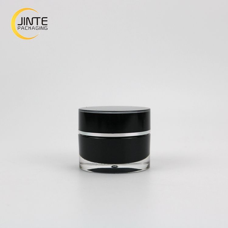 Hot Selling Small Container 5g, Cosmetic Pot Acrylic Plastic Jar for UV Gel