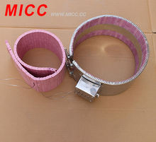 MICC ceramic heating elements Red Ceramic Band Heater for Extrude