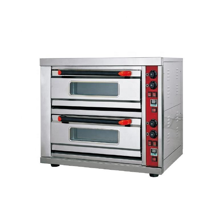 Professional Oven Factory Price Mechanical Timer Control Commercial Electric Pizza Baking Oven