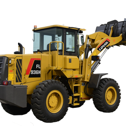 CE&ISO Approved 3t Branded Wheel Loader for Sale FL936H