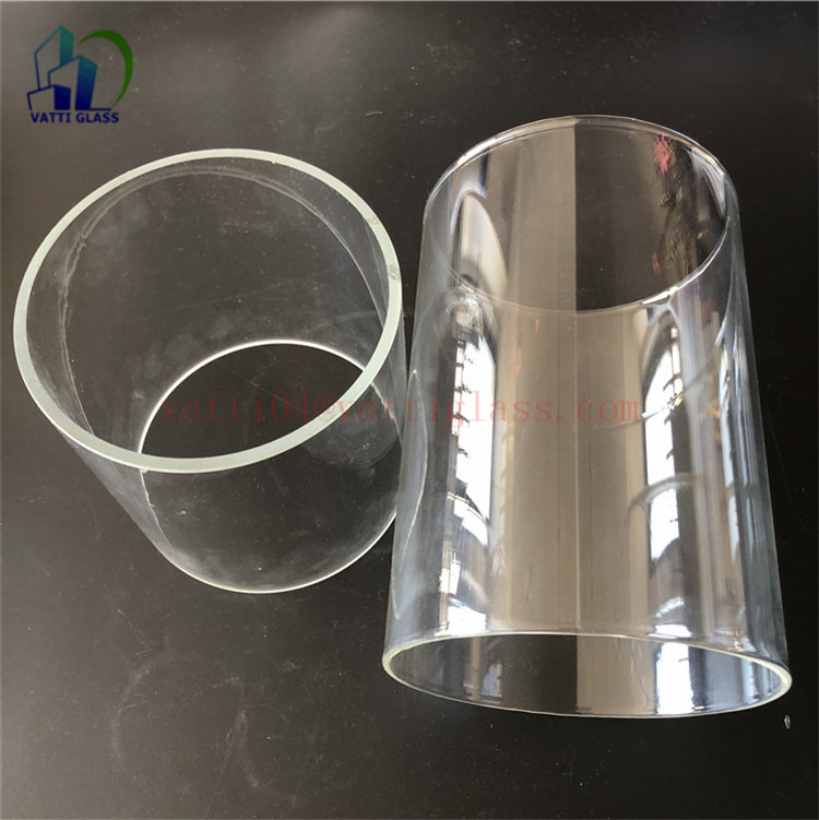Borosilicate Glass tube rotameter for Measurement water air liquid