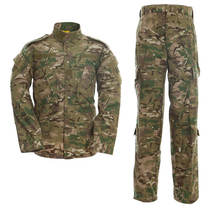 Digital Military Camouflage Army Tactical Combat Camo Uniform