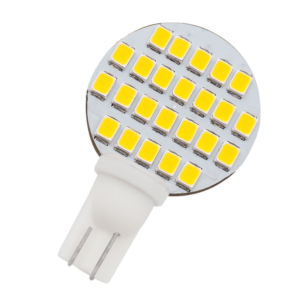 GRV <span class=keywords><strong>T10</strong></span> 921 C921 <span class=keywords><strong>w5w</strong></span> 194 24-2835 SMD LED Bulb Super Bright DC12V DC13V RV Camper Cabinet Dome Light Warm/Cool White