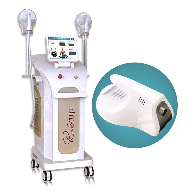 Salut-Emt Technologie Restaurer Muscle Mince Beauté Amincissant L'équipement contractions musculaires Pour Salon De Beauté