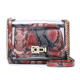 2020 New Fashion Women Summer Messenger Bags Snake Skin Pattern Transparent Bag Crossbody Chain Purse Handbags